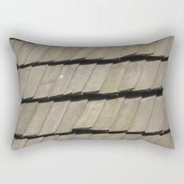 Texture #16 Roof tiles. Rectangular Pillow
