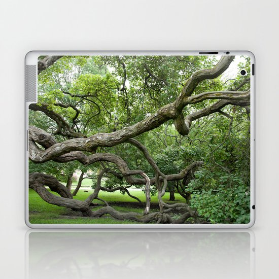 adapt or perish Laptop & iPad Skin
