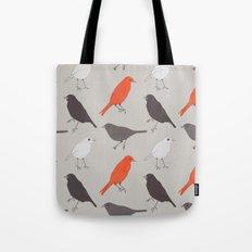 Little Birds Tote Bag