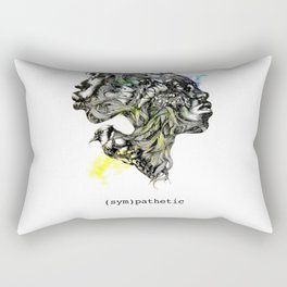 (sym)pathetic Rectangular Pillow
