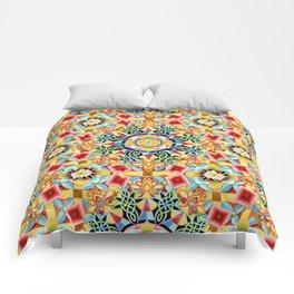Nouveau Chinoiserie Comforters