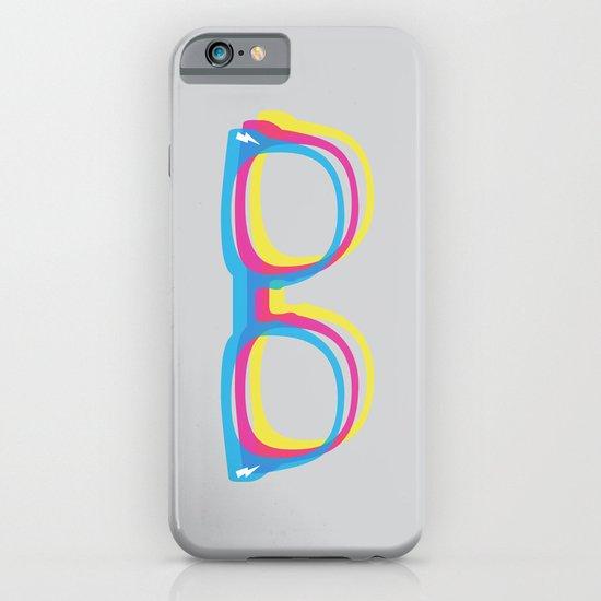 CMYgeeK iPhone & iPod Case