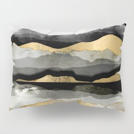 Golden Spring Moon Pillow Sham