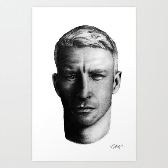 Anderson. Art Print