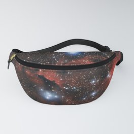 Seagull Nebula (IC 2177) Fanny Pack