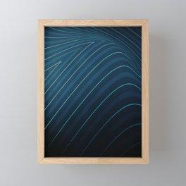 Follow Me If You Can Framed Mini Art Print