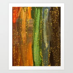Sparkle and Shine Art Print