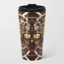 Darth Vader Metal Travel Mug