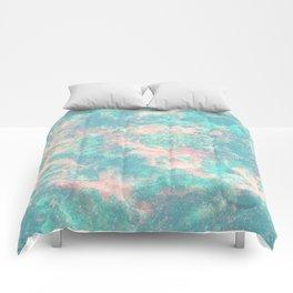 Ocean Foam Comforters