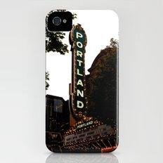 Portland Life iPhone (4, 4s) Slim Case