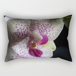 Shady Orchid Rectangular Pillow