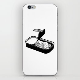 Canned Memories iPhone Skin