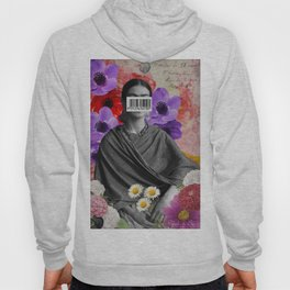Public Figures Collection -- Frida by Elo Hoody