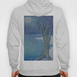 Night Snow Hoody