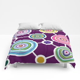 ROUND CONECTION Comforters
