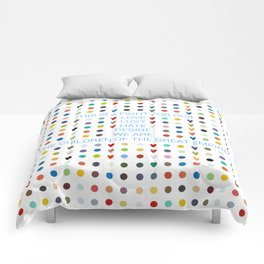 Thirty Seconds To Mars ; Conquistador Comforters