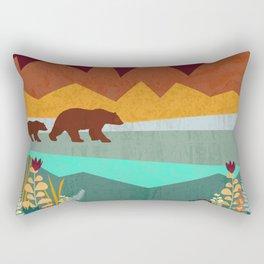 Peak Rectangular Pillow