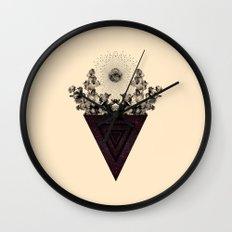 T.E.A.T.C.W. Wall Clock