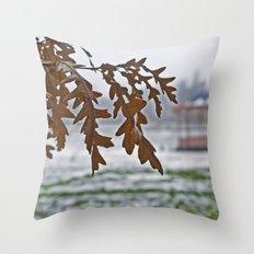 The Arboretum  Throw Pillow