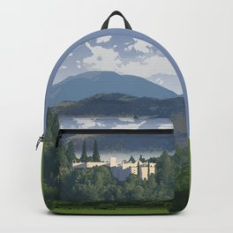 Napa Valley - Sterling Vineyards, Calistoga District Backpack