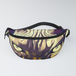 sphynx cat from hell vafn Fanny Pack