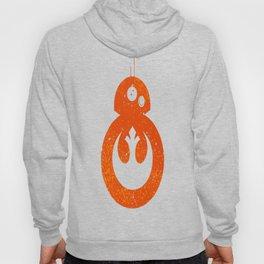 BB-8 Rebel Alliance Logo Hoody