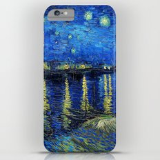Starry Night Over the Rhone by Vincent van Gogh Slim Case iPhone 6 Plus