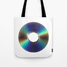 CD Scan Tote Bag