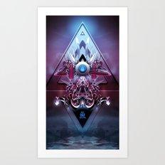 Vanguard Art Print