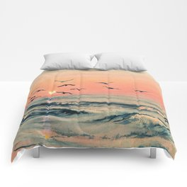 A Place In The World Comforters