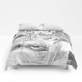 The constellation erotique 2861 Comforters