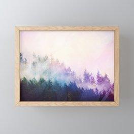 Haven's Path Framed Mini Art Print