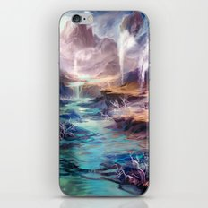 Polluted Delta iPhone & iPod Skin