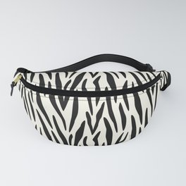 Zebra 1 Fanny Pack