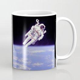 Astronaut on a Spacewalk Coffee Mug