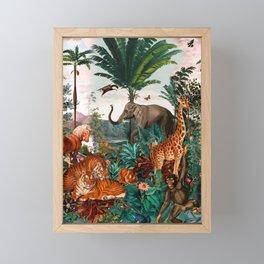 Beautiful Forest II Framed Mini Art Print