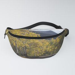 Mountain Road Less Traveled Fanny Pack