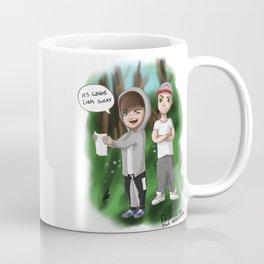 Lilo writing sessions Coffee Mug