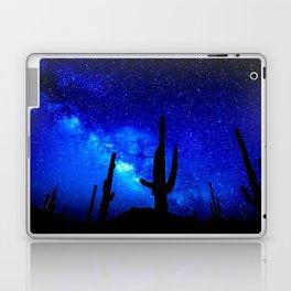 The Milky Way Blue Laptop & iPad Skin