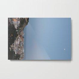 alicante moon Metal Print