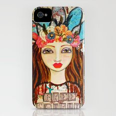 Free Spirit Slim Case iPhone (4, 4s)