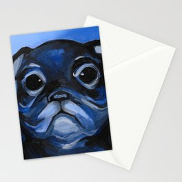BAGEL EYES Stationery Cards