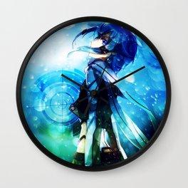 sinon strikepose Wall Clock