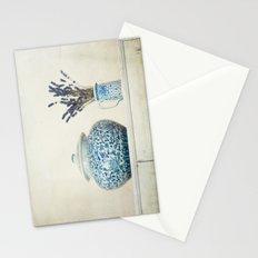 Lavender with Ginger Jar and Jug Stationery Cards