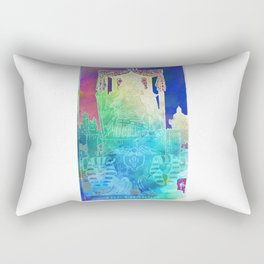 The Chariot - A Soft Watercolor Print Rectangular Pillow
