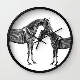 Horsy Horsy Wall Clock