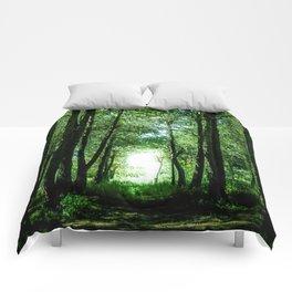 I found my way Comforters