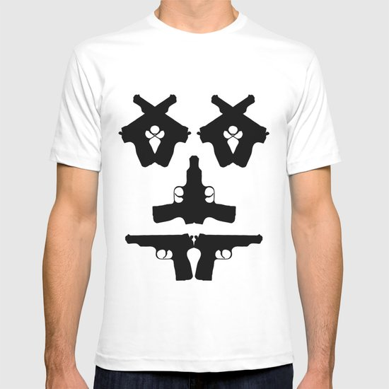 Pistol Face T-shirt