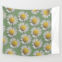 pastel daisy mania Wall Tapestry