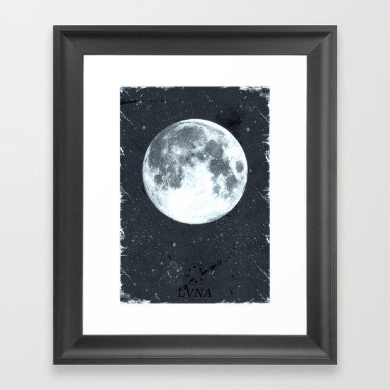 LVNA Framed Art Print